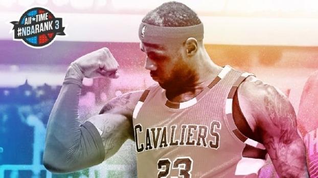 LeBron James 3