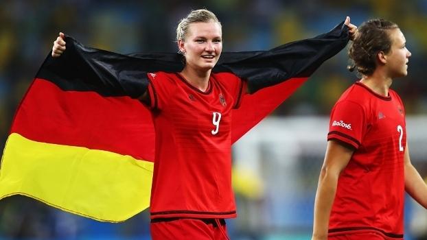 Alemanha levou o primeiro ouro no futebol olímpico. Hoje vai em busca do segundo
