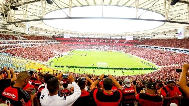 Flamengo Maracanã Torcida