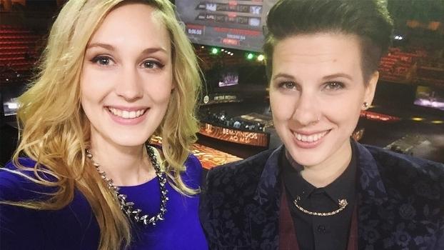 Sjokz e Froskurinn, dois dos grandes nomes femininos no League of Legends internacional