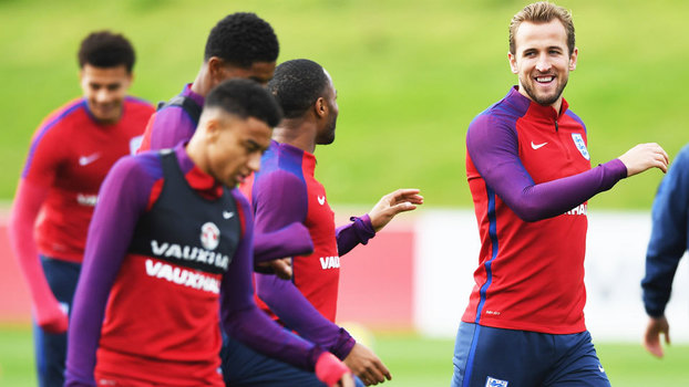 Harry Kane está entre os convocados da Inglaterra para pegar Alemanha e  Brasil 041a66d142eb8