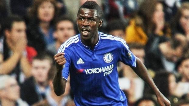 Ramires Comemora Gol Chelsea Newcastle Campeonato Ingles 25/09/2015