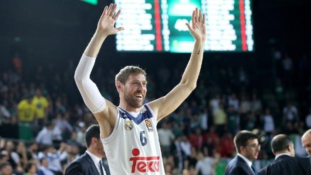Andrés Nocioni se aposenta após final do Campeonato Espanhol