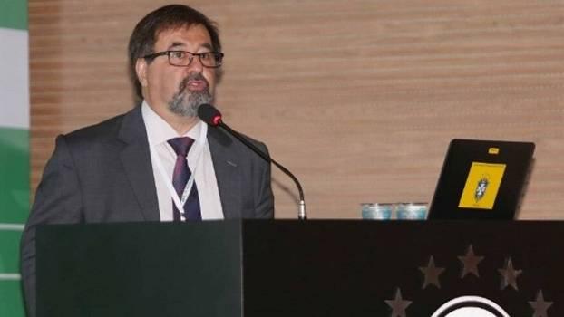 Marco Aurélio Cunha: diretor da CBF responsável pelo futebol feminino
