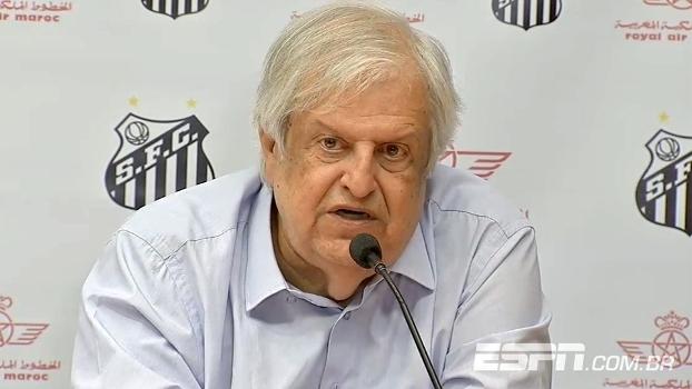 Modesto Roma Jr. se mostra incomodado com o 'assédio' aos jogadores do Snatos