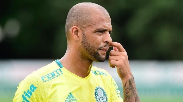 Felipe Melo Se Desculpa Por Frase 'dar Tapa Na Cara