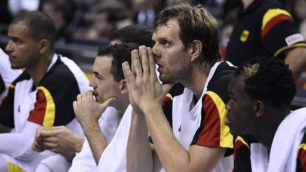 Nowitzki não defenderá mais a seleção alemã de basquete