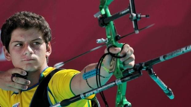 Marcus Vinícius D'Almeida é a principal esperança de medalha na modalidade