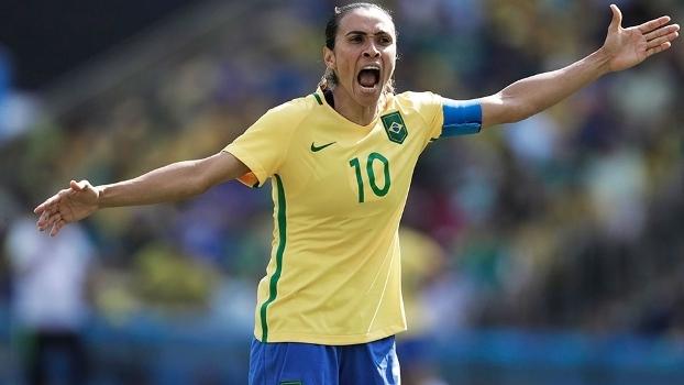 Marta evita projetar a Olimpíada de 2020 e reclama da arbitragem - ESPN 6258ab1e94c32