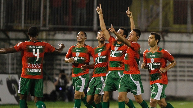 Portuguesa recebe o Potiguar de Mossoró para evitar vexame na Copa ... 399edd064a6ed