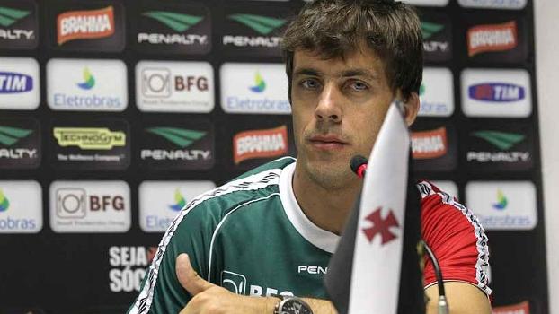 5fc75ac839 Goleiro acusa Vasco de humilhação e quer R  400 mil por danos morais - ESPN