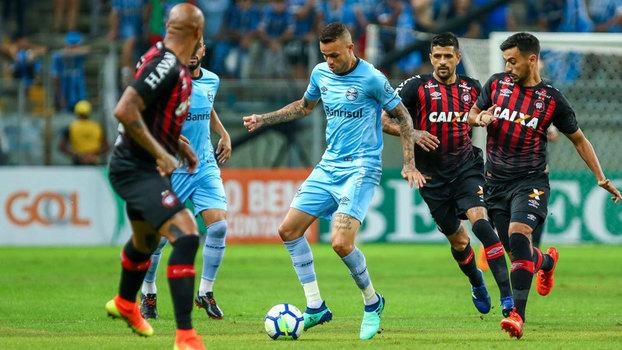 3cabc65fa6665 A qualidade do jogo no Brasil sob a ótica de Grêmio x Atlético-PR ...