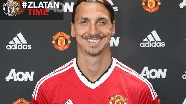 Manchester United na China ainda sem Zlatan Ibrahimovic