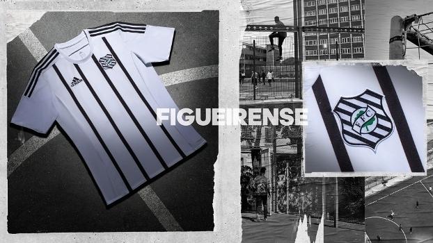 Figueirense Nova Camisa 2 2017 Adidas