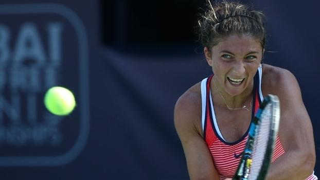 Errani venceu Svitolina por 2 sets a 0 nesta sexta-feira