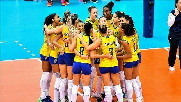 Brasil está na final do Grand Prix de vôlei