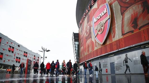 Arsenal Emirates Stadium Sunderland FA Cup Copa da Inglaterra 09/01/2016