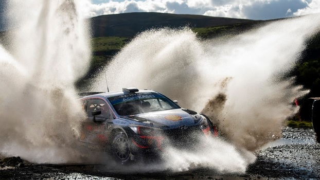 Thierry Neuville / Nicolas Gilsoul (Hyundai i20 Coupe WRC)