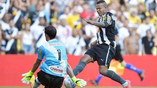 Bill Botafogo Martin Silva Vasco Campeonato Carioca 03/05/2015