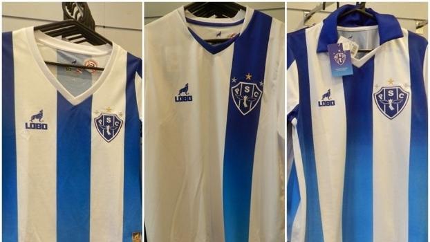 Paysandu acelera venda de camisas após saída da Puma  7414afe877eab