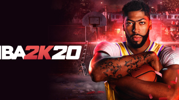 Agora nos Lakers, Anthony Davis é a capa do 2k20