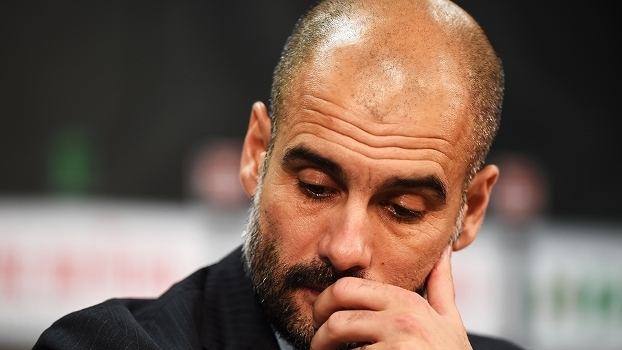 Pep Guardiola deixará o Bayern de Munique ao final da temporada