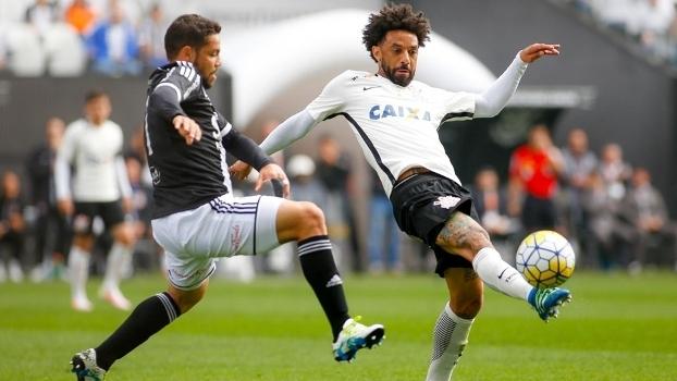 Corinthians x Ponte preta