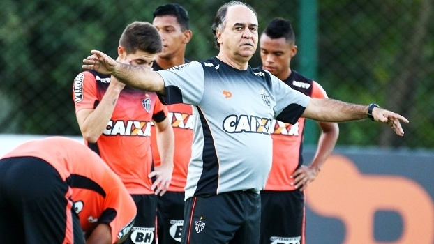 Marcelo Oliveira, técnico do Atletico-MG