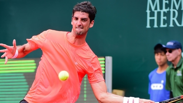 Thomaz Bellucci se garantiu nas quartas de final do ATP 250 de Houston, nos EUA