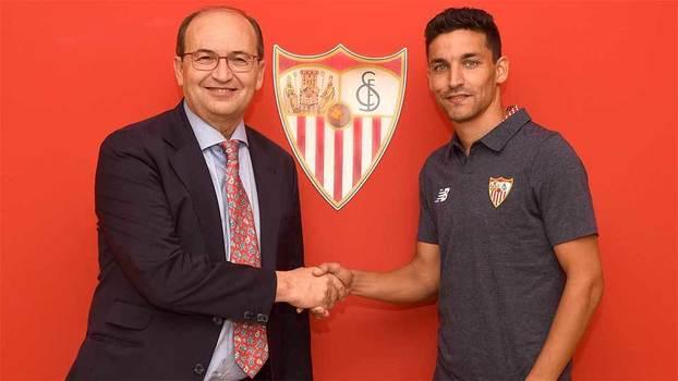 Jesús Navas regressa ao Sevilha FC