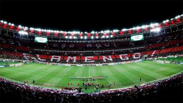 Torcida do Flamengo esgota 50 mil ingressos para jogo contra o Atlético-PR  na Libertadores - ESPN bf76819347a5c