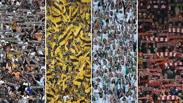 Em que lugar campeões de público do Brasileiro ficariam nas grandes ligas da Europa?