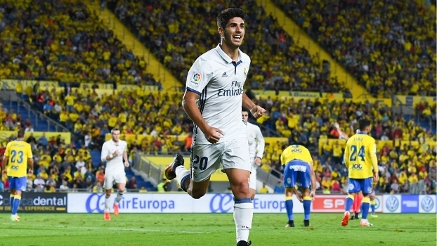 Asensio soma nove gols na atual temporada