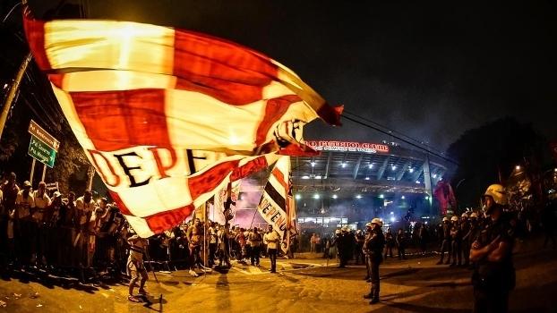 Argentino será árbitro de São Paulo e Atlético Nacional-COL; chileno apita a volta