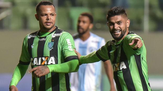 Com muitos gols, Londrina é derrotado pelo América-MG, na Arena Independência