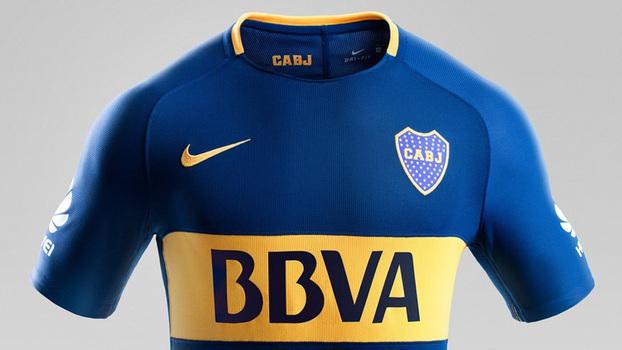 e5155decac A camisa já está à venda na loja do Boca por 1.799