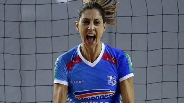 Carol Gattaz seguirá defendendo o Minas