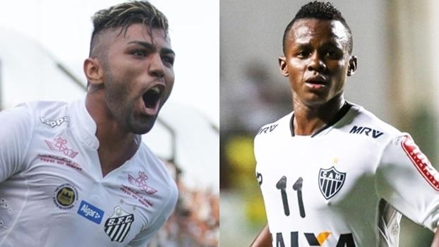 Horto recebe jogo entre Atlético-MG e Santos