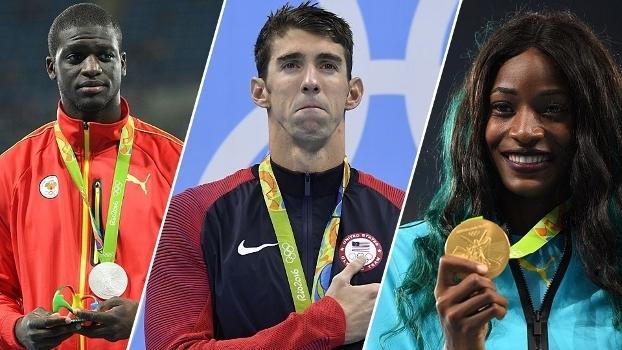 Levantamento mostra como seria o 'quadro de medalhas relativo' do Rio 2016