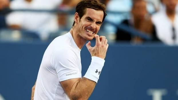 Andy Murray é o principal nome do tênis britânico
