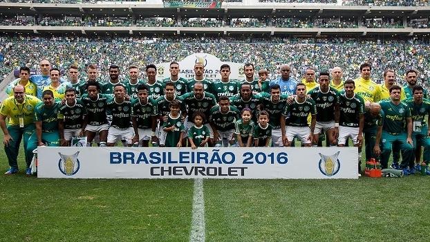 9476e7f69c Raio-X do campeão  o Palmeiras da intensidade. Um Palmeiras mentalmente  forte