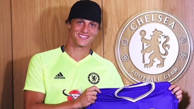 Como David Luiz foi de zagueiro mais caro do mundo a 5ª opção do Chelsea -  ESPN c4630ba50a142