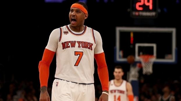 O New York Knicks é a franquia mais valiosa da NBA