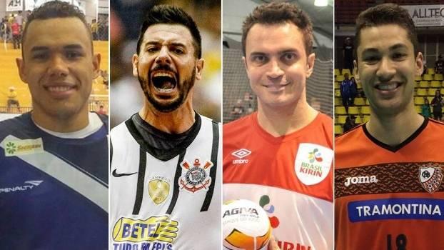 Semifinais da Liga Futsal têm Orlândia x Corinthians e Sorocaba x Carlos Barbosa