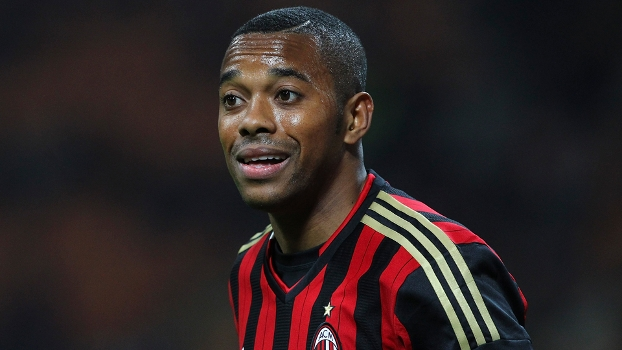 Episódio ocorreu quando Robinho jogava no Milan