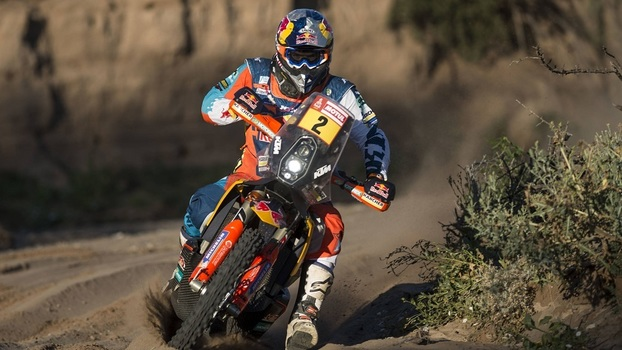 Matthias Walkner (KTM 450 Rally)