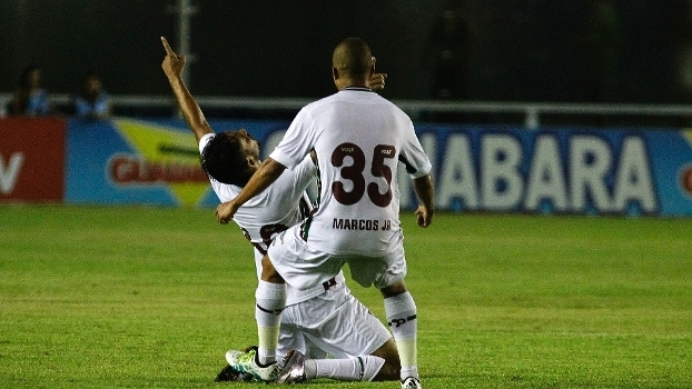 Gustavo Scarpa marcou em seu segundo jogo seguido