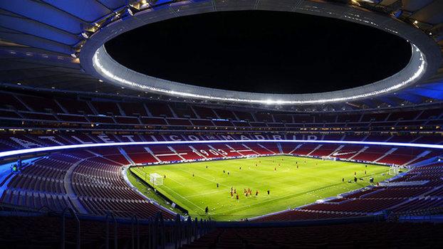 Atlético de Madri deve ter casa lotada para a inauguração do estádio