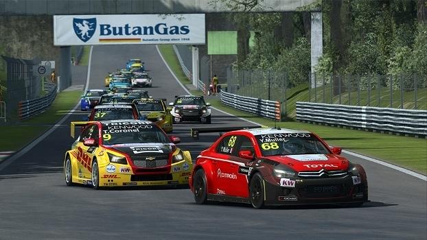 O circuito italiano de Monza será a primeira de 10 etapas do Esports WTCC.