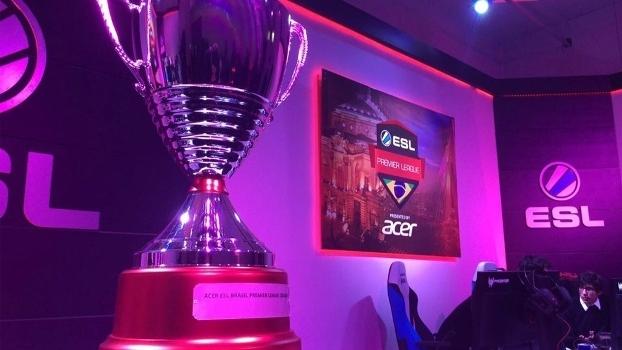 Segunda temporada da ESL Brasil Premier League terá premiação total de R$ 80 mil
